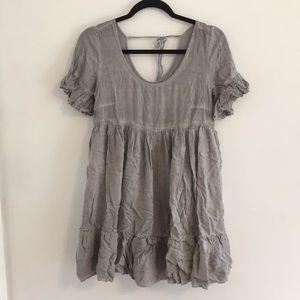 Lori + Mari Ruffle Dress